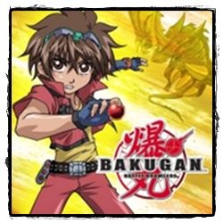 Bakugan Battle Brawlers Kartları