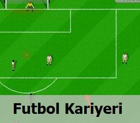 Futbol Kariyeri Oyunu